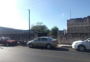 Foto de terreno habitacional en venta en  , industrial, mérida, yucatán, 7612874 No. 01