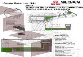 Foto de bodega en renta en  , industrial milenium de santa catarina, santa catarina, nuevo león, 16963341 No. 01