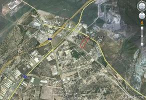 Foto de terreno habitacional en venta en  , industrial santa catarina, santa catarina, nuevo león, 11811787 No. 01