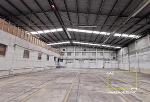 Foto de nave industrial en renta en  , industrial tlatilco, naucalpan de juárez, méxico, 16329086 No. 01