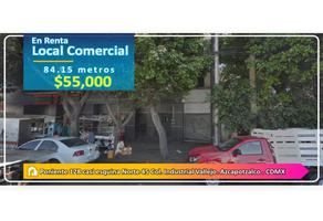 Foto de local en renta en  , industrial vallejo, azcapotzalco, df / cdmx, 12726546 No. 01