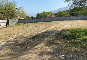 Foto de terreno habitacional en venta en  , inf la huasteca, santa catarina, nuevo león, 18612179 No. 01