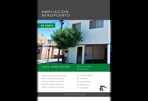 Foto de casa en venta en  , infonavit ampliación aeropuerto, juárez, chihuahua, 0 No. 01