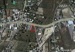Foto de terreno habitacional en venta en  , ing. eulalio gutiérrez treviño, saltillo, coahuila de zaragoza, 11710622 No. 01