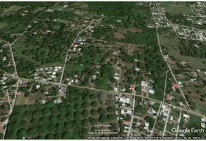 Foto de terreno habitacional en venta en insurgentes 10, el tejar, medellín, veracruz de ignacio de la llave, 6562692 No. 01