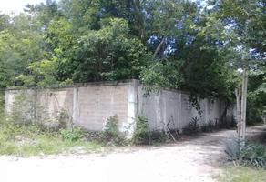 Foto de terreno habitacional en venta en insurgentes , doctores ii, benito juárez, quintana roo, 19388627 No. 01