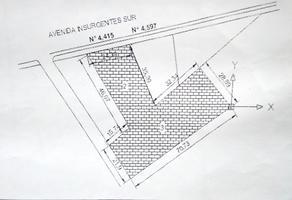 Foto de terreno comercial en venta en insurgentes sur , santa úrsula xitla, tlalpan, df / cdmx, 14215960 No. 01