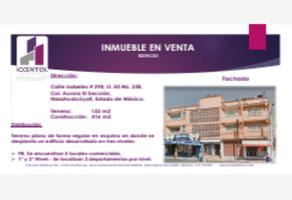 Foto de edificio en venta en isabeles 398, aurora tercera sección (benito juárez), nezahualcóyotl, méxico, 8568350 No. 01