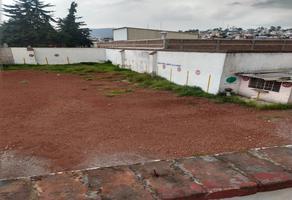 Foto de terreno habitacional en venta en isidro fabela 405 , ferrocarriles nacionales, toluca, méxico, 16272340 No. 01