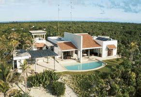 Foto de casa en venta en  , isla blanca, isla mujeres, quintana roo, 14548361 No. 01