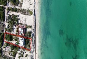 Foto de terreno habitacional en venta en  , isla blanca, isla mujeres, quintana roo, 22069901 No. 01