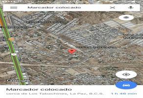 Foto de terreno habitacional en venta en isla cerralvo , los tabachines, la paz, baja california sur, 0 No. 01