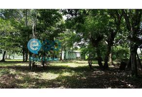 Foto de terreno habitacional en venta en  , isla de juana moza, tuxpan, veracruz de ignacio de la llave, 6812044 No. 01