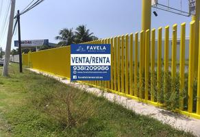 Foto de terreno habitacional en venta en  , isla de tris, carmen, campeche, 10892137 No. 01