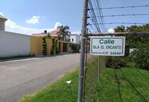 Foto de terreno habitacional en venta en isla el encanto 10 , el carmen, cuautitlán, méxico, 0 No. 01
