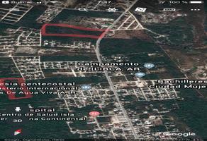 Foto de terreno habitacional en venta en  , isla mujeres centro, isla mujeres, quintana roo, 14656030 No. 01