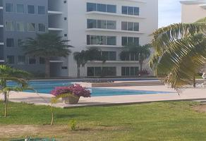 Foto de departamento en renta en  , isla residencial, mazatlán, sinaloa, 0 No. 01