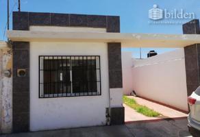 Foto de casa en venta en isla san josé 100, puerta de san ignacio, durango, durango, 14489941 No. 01