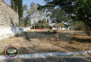 Foto de terreno habitacional en venta en  , islas de cuautla, ayala, morelos, 20268544 No. 01