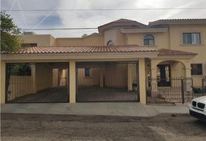 Foto de casa en venta en  , isssteson norte, hermosillo, sonora, 9336557 No. 01