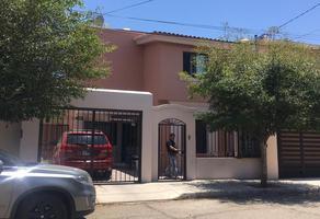 Foto de casa en venta en iturbide 54-d , 5 de mayo, hermosillo, sonora, 0 No. 01