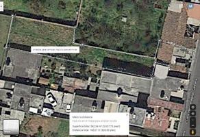 Foto de terreno habitacional en venta en iturbide , san jorge, zinacantepec, méxico, 0 No. 01