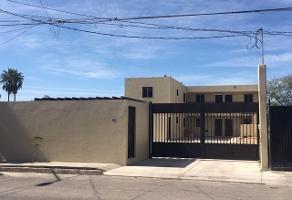 Foto de departamento en venta en iturbide , villa de seris norte, hermosillo, sonora, 14006955 No. 01
