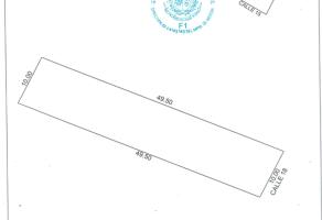 Foto de terreno habitacional en venta en  , itzimna, mérida, yucatán, 14099703 No. 01