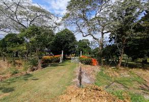 Foto de terreno habitacional en venta en  , ixcoalco, medellín, veracruz de ignacio de la llave, 18618838 No. 01