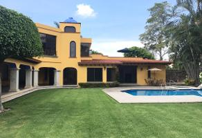 Foto de casa en renta en ixora , residencial sumiya, jiutepec, morelos, 14101098 No. 01
