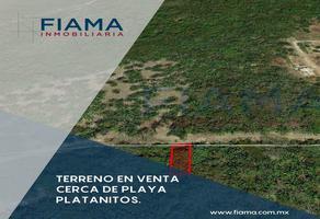 Foto de terreno habitacional en venta en  , ixtapa de la concepción, compostela, nayarit, 17363679 No. 01