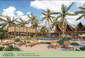 Foto de terreno habitacional en venta en  , izamal, izamal, yucatán, 19690338 No. 01
