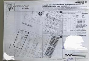 Foto de terreno habitacional en venta en jabin, arbolada fase dos by cumbres 0 , colegios, benito juárez, quintana roo, 20122842 No. 01