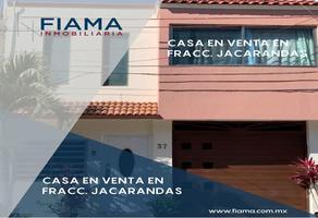 Foto de casa en venta en  , jacarandas, tepic, nayarit, 13988580 No. 01