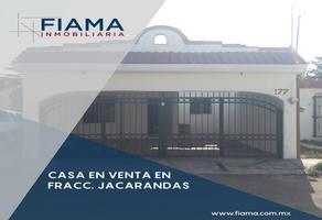 Foto de casa en venta en  , jacarandas, tepic, nayarit, 0 No. 01