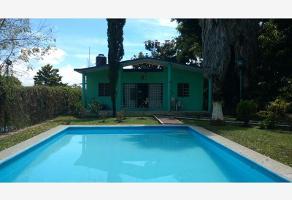 Foto de casa en venta en  , jacarandas, yautepec, morelos, 0 No. 01