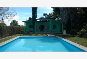 Foto de terreno habitacional en venta en  , jacarandas, yautepec, morelos, 7696750 No. 01