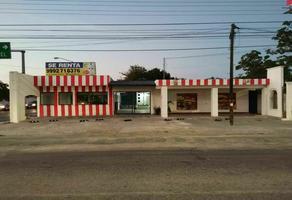 Foto de local en renta en  , jacinto canek, mérida, yucatán, 0 No. 01