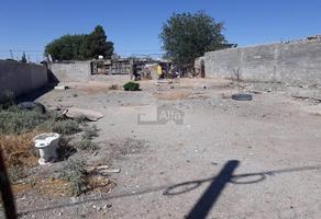 Foto de terreno habitacional en venta en jacinto caro , kilómetro 20, juárez, chihuahua, 7279489 No. 01