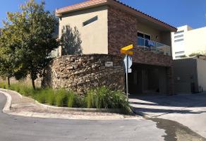 Foto de casa en renta en jade , sierra alta 3er sector, monterrey, nuevo león, 13897527 No. 01
