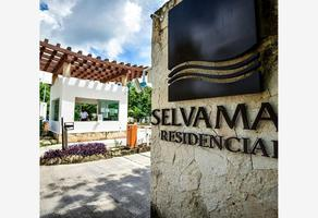 Foto de terreno habitacional en venta en jaguar 14, selvamar, solidaridad, quintana roo, 0 No. 01