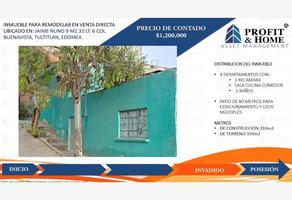 Foto de casa en venta en jaime nuno 9, buenavista, tultitlán, méxico, 0 No. 01