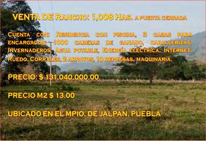 Foto de rancho en venta en  , jalpan, jalpan, puebla, 15751113 No. 01