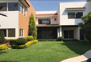 Foto de casa en venta en jantetelco , reforma, cuernavaca, morelos, 0 No. 01
