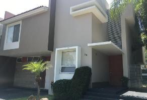 Foto de casa en venta en jardín de los laureles , jardín real, zapopan, jalisco, 14376697 No. 01