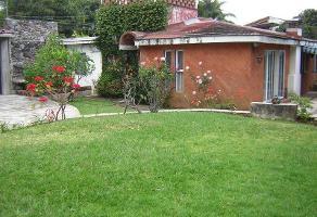 Foto de casa en venta en  , jardín tetela, cuernavaca, morelos, 15540370 No. 01