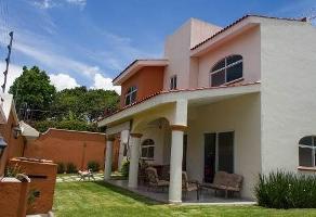 Foto de casa en venta en  , jardín tetela, cuernavaca, morelos, 17818508 No. 01