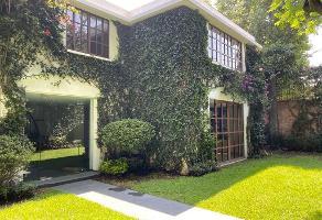 Foto de casa en venta en jardín , tlacopac, álvaro obregón, df / cdmx, 0 No. 01