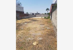 Foto de terreno habitacional en venta en  , jardines de acapatzingo, cuernavaca, morelos, 0 No. 01
