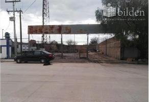 Foto de terreno comercial en renta en  , jardines de cancún, durango, durango, 5833234 No. 01